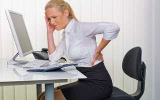 Ортопедическая сидушка на стул