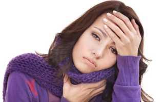 Чем делать ингаляции при боли в горле и сухой кашель
