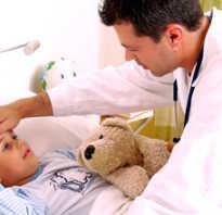 Как долго может держаться температура при ларингите у детей