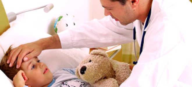 Ларингит у детей температура длительность течения заболевания