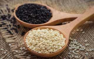 Как принимать кунжутное масло при остеопорозе