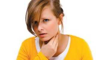 Ком в области кадыка давит и мешает — что может быть причиной дискомфорта в горле