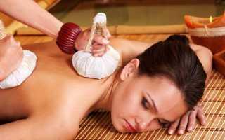 Гречишный массаж видео