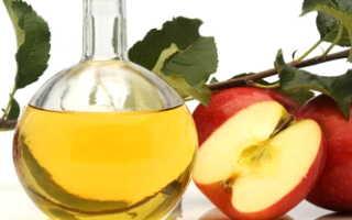 Компрессы с яблочным уксусом для суставов