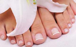 Распухли пальцы на ногах