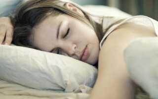 Анемия рук во время сна