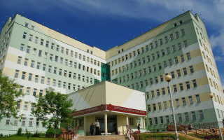 Где находится в минске 6 больница
