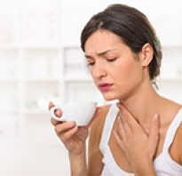Насморк и боль в горле без температуры как быстро вылечить