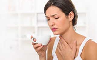 Температура насморк боль в горле чем лечить в домашних условиях