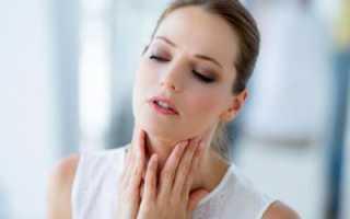 Боли в горле и сухой кашель какой антибиотик