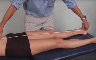 Ортопедические стельки при разной длине ног