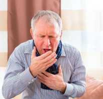 Ларингит сухой кашель у взрослого лечение