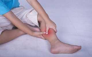 Слабость и боль в ногах