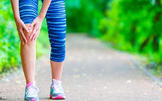 Боль при ходьбе в коленях