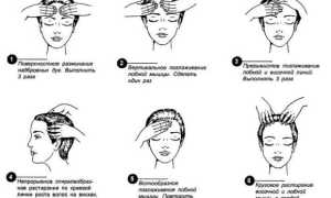 Массаж головы для улучшения кровообращения видео