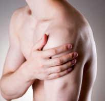 Боль в руке ниже плеча