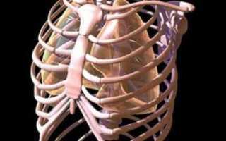 Как хрустнуть грудной клеткой