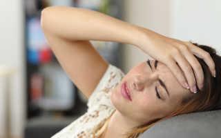 Давление в норме а голова болит почему