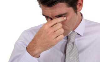 Болят глаза причины давящая боль