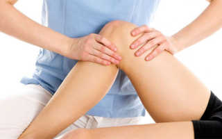 Болят и опухают колени