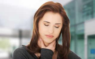 Пропадает голос сухой кашель боль в горле