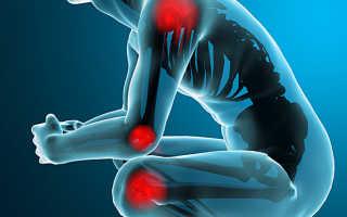 Средство от боли в мышцах и суставах