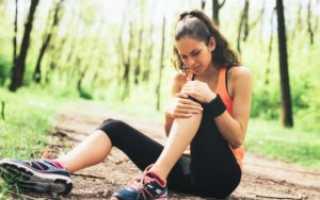 Боль в колене у подростка