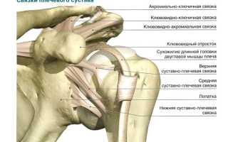 Лечение порванных связок плечевого сустава