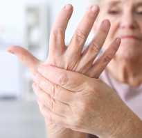 Онемение пальцев рук по утрам