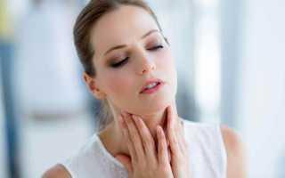 Сильная боль в горле при глотании без температуры у беременных
