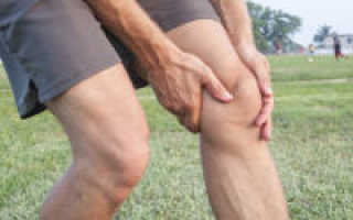 Упражнения для колена после перелома