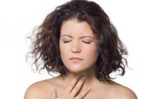 Боль в горле отдающая в ухо и грудную клетку