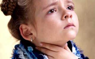Какие антибиотики можно давать детям при температуре и боли в горле