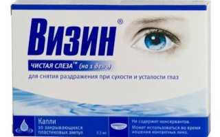 Топ-5 дешевых аналогов капель визин для глаз — список, что лучше