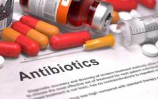 Антибиотик при температуре — какие жаропонижающие антибактериальные средства лучше