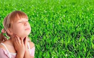 Сыпь на теле у ребенка после высокой температуры и боли в горле