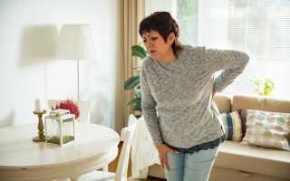 Остеохондроз симптомы поясничного отдела