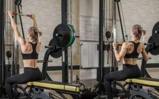 Лучшие упражнение для спины