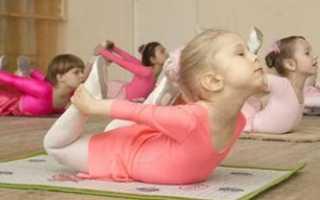 Упражнения для детей для укрепления мышц спины