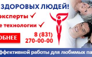 Клиники в нижнем новгороде