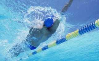 Как быстро плавать на спине
