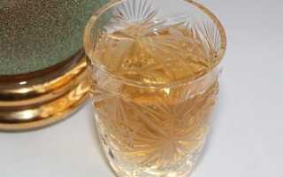Лавровый лист на водке
