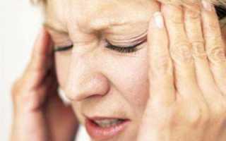 Рак мозга первые признаки симптомы