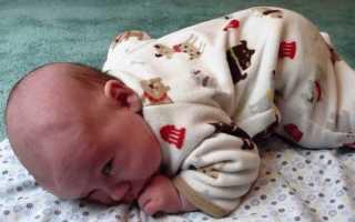 Судороги у новорожденных последствия