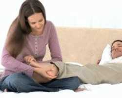 Массаж пятки в домашних условиях