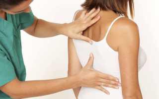Болит грудная клетка и спина что делать
