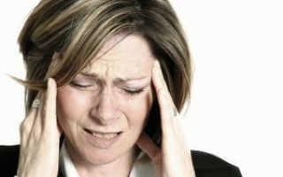 Каждый день сильно болит голова