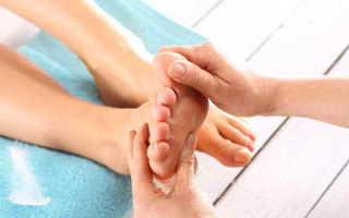 Почему сводит стопу ноги судорогой