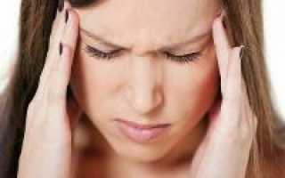 Болит голова и слабость причины