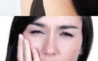 Воспаление мышцы языка
